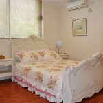 Premium 2BR Apartment at Regency Apartments has a beautifully furnished bedroom
